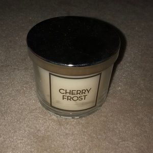 Bath and Body Works mini single wick candle